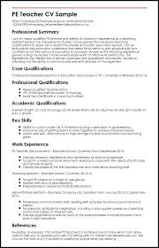 Sample Resume Teaching Teacher Samples Sample Resume Teaching ...