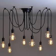 elegant chandelier and pendant lights best 25 retro ceiling lights ideas on dining room