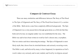 gilgamesh vs noah essay epic of gilgamesh vs noah study guides and book summaries