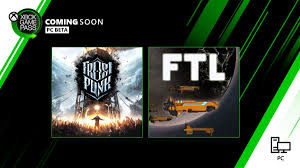 Light Downloads Movies New With Xbox Game Pass For Pc Frostpunk Ftl Faster Than