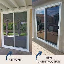 the difference between retrofit windows