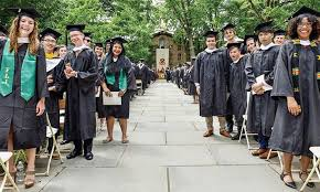 Commencement 2018: The Value of a College Degree   Princeton Alumni Weekly
