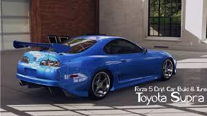 Forza 5 Drift Car Building & Tuning - #1 - Toyota Supra! BEGINNERS ...