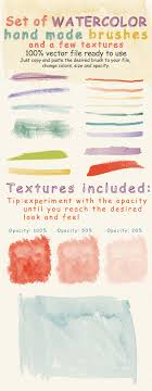 free watercolor brushes illustrator 55 best photoshop watercolor splatter brushes download free