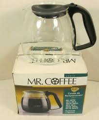 Find many great new & used options and get the best deals for mr. Coffee Coffee Maker 12 Cup Black Carafe Urd13 Replacement Decanter New Mr