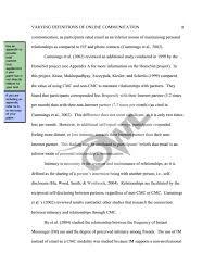 Apa Format Essay Example Pdf Writing Is Easy