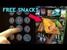 How To Hack Snack Vending Machines Beauteous TOP 48 Vending Machine Hacks Get FREE Food And Soda From AN