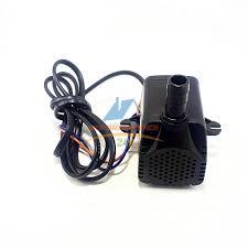 Máy bơm ngập nước dùng cho quạt điều hòa hơi nước, bể cá, non bộ, chế đồ  DIY 8W DYH