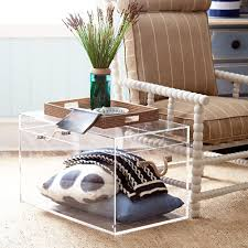 Wonderful Acrylic Trunk Coffee Table 20 About Remodel Online with Acrylic  Trunk Coffee Table