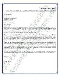 Cover Letter Teacher Abroad Paulkmaloney Com