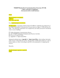 Examples Of Executive Resumes It Project Completion Certificate
