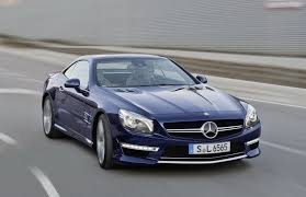 Mercedes SL-Class Reviews, Specs & Prices - Top Speed
