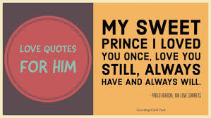 Love Quotes For Him From The Heart Interesting Love Quotes For Him From The Heart Greeting Card Poet