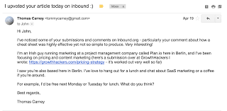 Informational Interview Request Email How To Conduct Customer Interviews Even When You Dont Have Customers