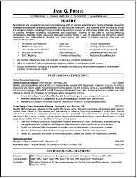 Assistant Vice President Of Human Resources Resume Resume Template ...