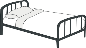 bed clipart. Plain Bed Bed Clipart  Google Search Intended Bed Clipart