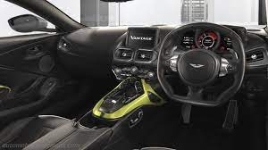 Aston Martin Vantage Coupe Abmessungen Kofferraumvolumen Und Innenraum
