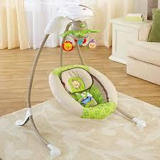 Rainforest Deluxe Cradle 'n Swing | X7340 | Fisher-Price