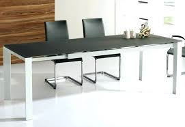 extendable glass dining table canada round extending ikea