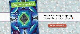 Your Favorite Online Quilt Shop! | Keepsake Quilting & ... Spring 2018 Quilting Catalog Adamdwight.com