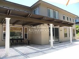 Alumawood Patio Cover Tuscan Style 24jpg Alumawood Factory Direct