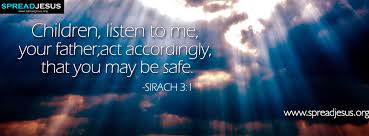 Bible Quotes Facebook Covers Sirach 4040 Download Children Listen To Me Enchanting Download Song Quotes