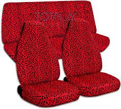 ladybug car seat covers
