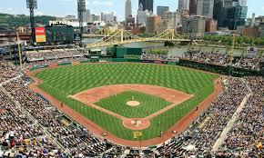 Pirates Baseball Stadium Seating Chart Pittsburgh Pirates Baseball Game August 19 September 29