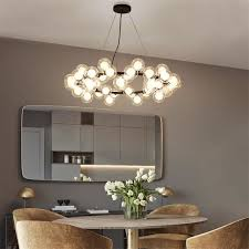 dutti d0023 contemporary led chandelier creative personality living room nordic minimalist luxury restaurant designer bedroom clothing