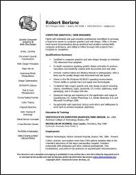 Resume Summary For Career Change