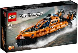 Конструктор <b>LEGO</b> Technic 42120 Спасательное судно на ...