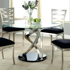 round glass table with chairs large size of dining room set breakfast chairs black table and round glass table with chairs