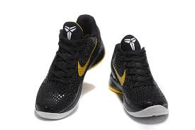 nike basketball shoes 2017 black. nike zoom kobe 6 black yellow basketball shoes 2016-5 2017