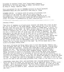 Oneal Photo Archives Scanned Documents Page 1