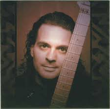 Interview of Vinnie Moore for <b>UFO</b> The <b>Monkey Puzzle</b> release
