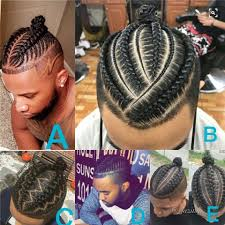 Man Bun Guy Fashion In 2019 Hair Styles Boy Braids Hairstyles