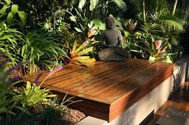 Small Picture Outdoor Inspiration Water Features The tropical garden