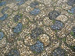 Small Picture 98 best Pebble Mosaics images on Pinterest Pebble mosaic Stone