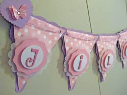 CUSTOM Girl Baby Shower Banner Personalized | Baby shower | Pinterest |  Butterfly baby shower, Custom banners and Butterfly baby