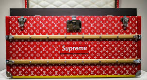 louis vuitton and supreme. louis vuitton x supreme and