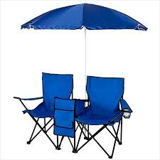 patio tables with umbrella comfy best choice s picnic double folding chair with
