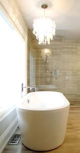 light over bathtub elegant freestanding tubs in bathroom contemporary with shower tile layout next to wood light over bathtub