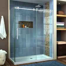 dreamline corner shower door parts doors showers the home depot alcove compressed
