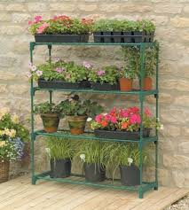 marvelous plant shelves greenhouse 4 plant shelf outdoor garden growing outdoor shelves for plants
