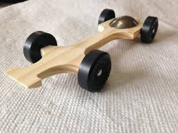 Pinewood Derby Cars Designs Fast Pinewood Derby Racing Car With Tungsten Canopy