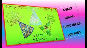 4 Easy Diwali Card Ideas For Kids How To Make Diwali