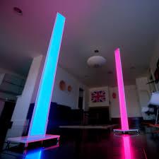 mood lighting ideas. Tono Floor Mood Light By Koncept Lighting MC1WHTFLR Ideas U