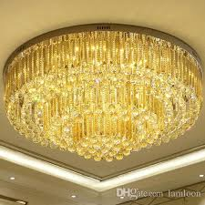 dimmable led chandeliers ceiling installation led round european modern romantic crystal ceiling lighting for hotel villa home decoration chandelier
