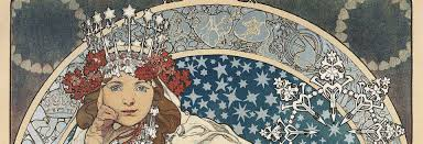 Image result for mucha paintings