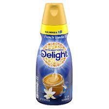 International delight french vanilla liquid coffee creamer. International Delight French Vanilla Coffee Creamer 32 Oz Coffee Meijer Grocery Pharmacy Home More